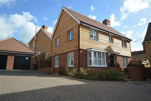 Thumbnail Detached house for sale in Queenstock Lane, Buxted
