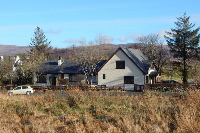 Thumbnail Detached house for sale in Bernisdale, Skeabost, Isle Of Skye