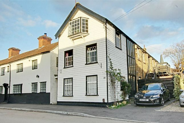Thumbnail Link-detached house for sale in Churchgate Street, Harlow, Essex
