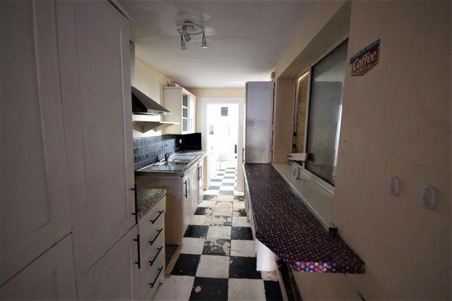 Kitchen of Tenth Street, Blackhall Colliery, Hartlepool, Cleveland TS27