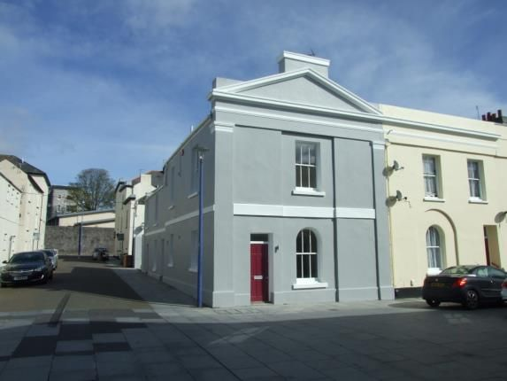 Thumbnail End terrace house for sale in Stonehouse, Plymouth, Devon