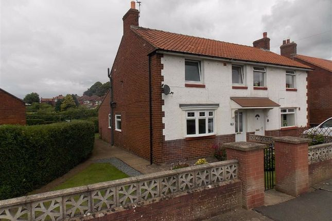 Thumbnail Semi-detached house to rent in Jubilee Road, Carlisle