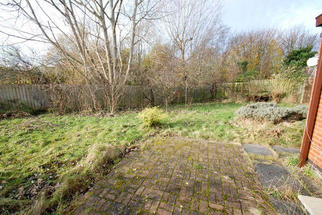 Rear Garden of South Dene, South Shields NE34