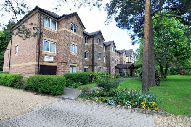 Thumbnail Flat to rent in Glenmoor Road, West Parley, Ferndown