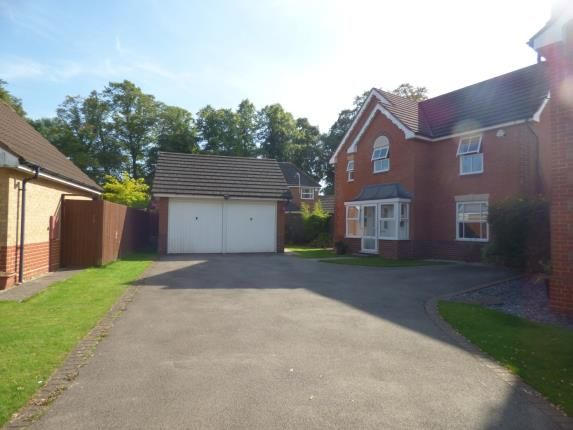 Thumbnail Detached house for sale in Hornbeam Close, Leicester, Leicestershire