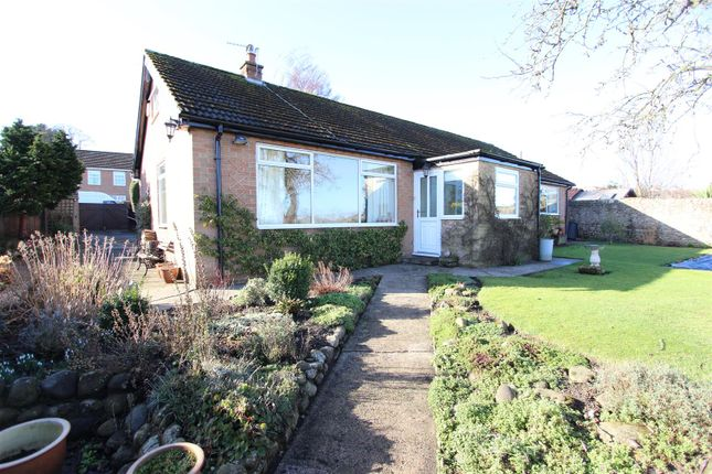 3 bed bungalow for sale in The Green, High Coniscliffe, Darlington