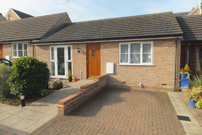 Thumbnail Semi-detached bungalow to rent in Hunts End Court, Buckden, St. Neots