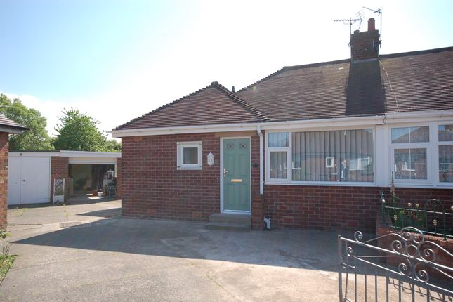 2 bed semi-detached bungalow to rent in Kinross Crescent, Blackpool