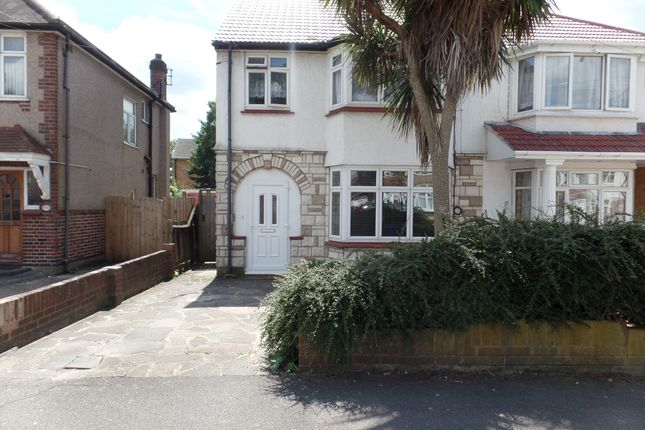 Thumbnail Semi-detached house to rent in Cranbourne Waye, Hayes