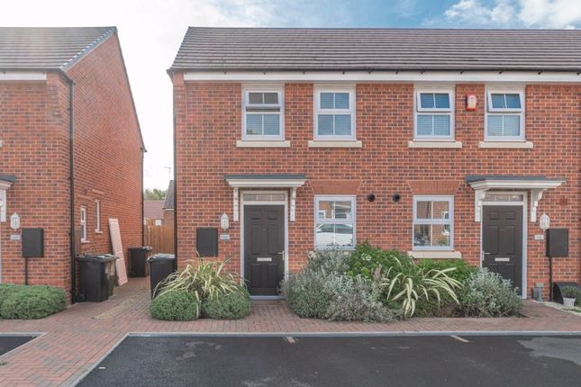 2 bed semi-detached house for sale in Ivyleaf Close, Wirehill, Redditch B98