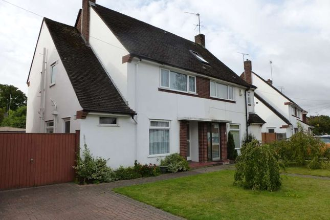 Thumbnail Property to rent in Radnor Road, Earley, Reading