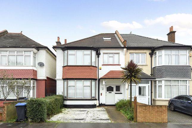 Thumbnail Semi-detached house to rent in Ederline Avenue, London