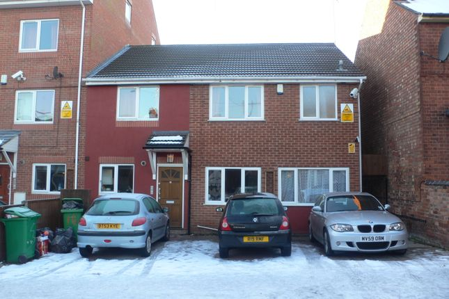 Thumbnail Shared accommodation to rent in Russell Road, Nottingham