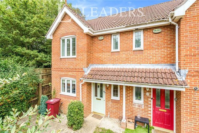 3 bed semi-detached house for sale in Nicolson Close, Tangmere, Chichester PO20