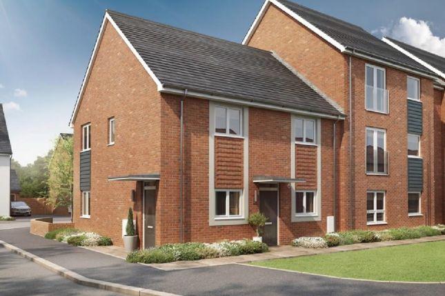 Thumbnail Flat for sale in Langford Mills, Norton Fitzwarren, Taunton