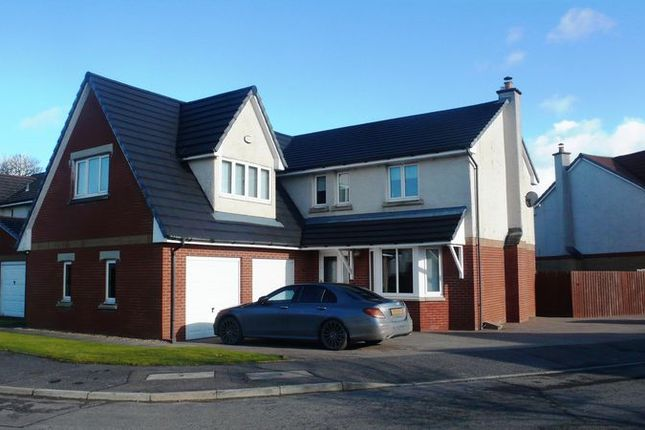 Thumbnail Detached house for sale in Oakridge Road, Bargeddie, Baillieston, Glasgow
