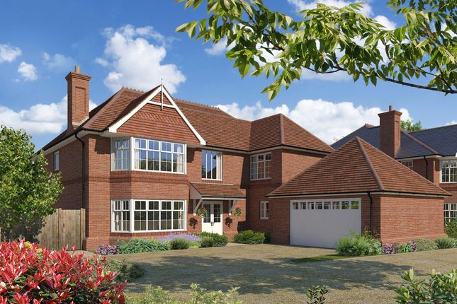 Thumbnail Detached house for sale in Collinswood Road, Farnham Common, Slough