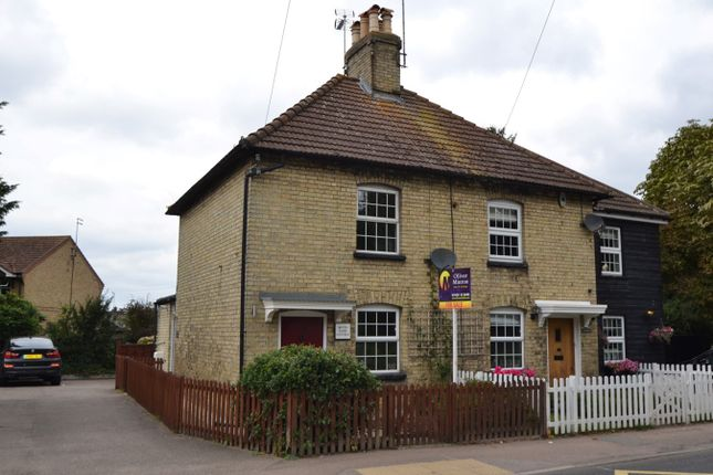 Thumbnail Semi-detached house for sale in Epping Road, Roydon, Harlow