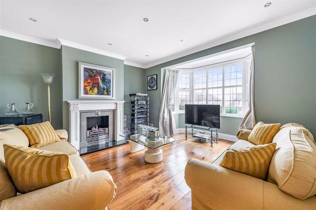 4 bed semi-detached house for sale in Singleton Scarp, Woodside Park, London N12