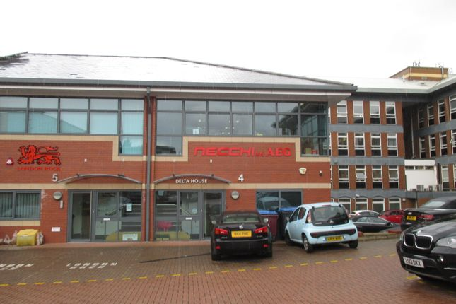 Thumbnail Office for sale in Manor Way, Borehamwood