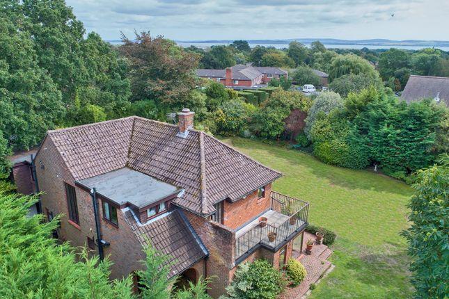 Thumbnail Detached house for sale in Church Lane, Lymington