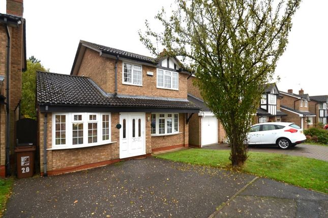 3 bed detached house for sale in Lovap Way, Great Oakley, Corby