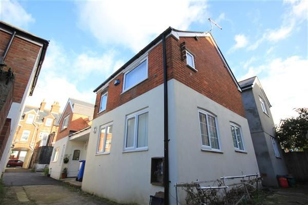 Thumbnail Semi-detached house for sale in Ashley Road, Parkstone, Poole