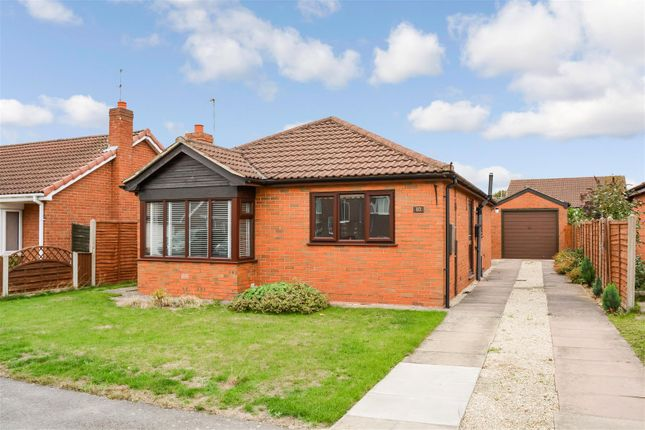 Thumbnail Detached bungalow to rent in Lindsey Drive, Crowle, Scunthorpe