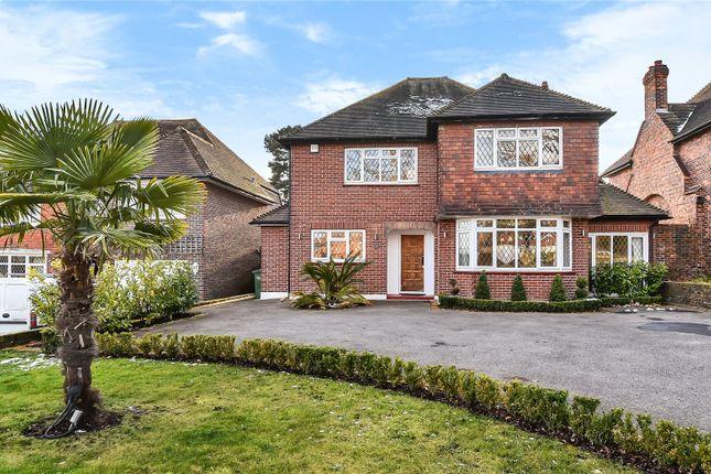 Thumbnail Detached house for sale in Fairoak Drive, London