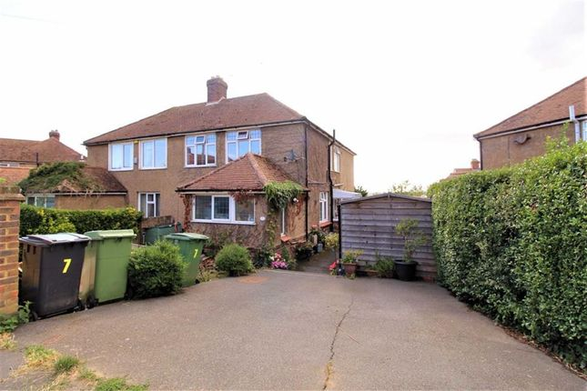 Thumbnail Semi-detached house for sale in Knoll Rise, St Leonards-On-Sea, East Sussex