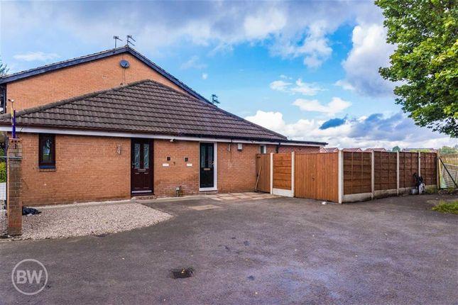 Thumbnail Semi-detached bungalow to rent in Little Pasture, Leigh, Lancashire