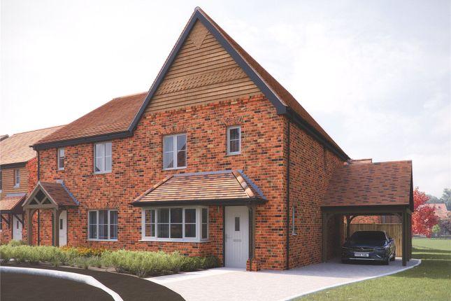 Thumbnail Semi-detached house for sale in Hickstead, Pembers Hill Park, Mortimers Lane, Fair Oak