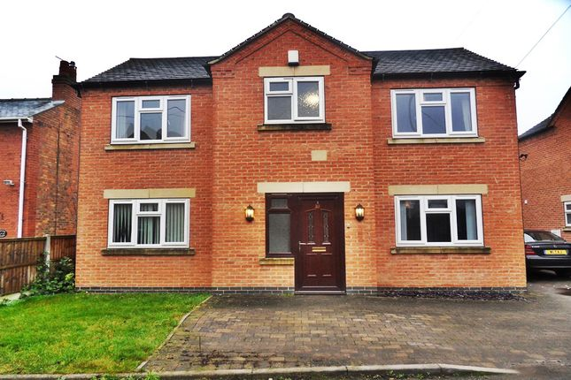 Thumbnail Detached house for sale in Common End, Etwall, Derby