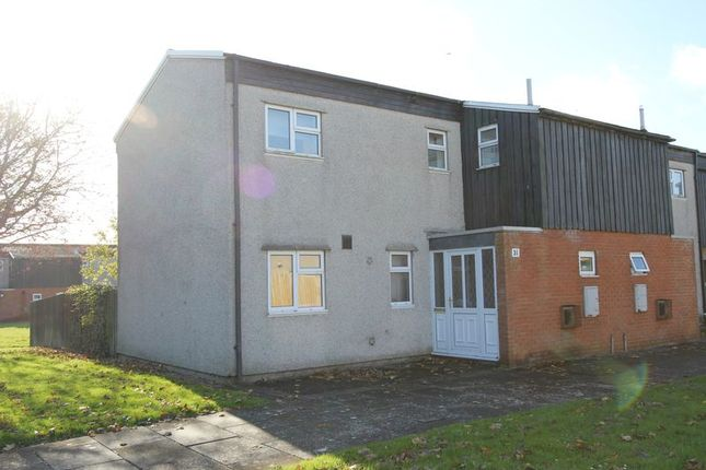 Thumbnail Semi-detached house for sale in Shackleton Close, St. Athan, Barry