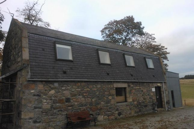 Thumbnail Flat to rent in Nether Tyries, Kildrummy, Alford