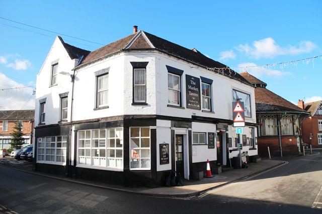Thumbnail Pub/bar for sale in Market Square, Tenbury Wells