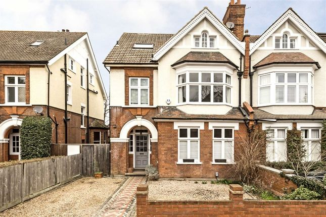 Thumbnail Semi-detached house for sale in Effingham Road, Long Ditton, Surbiton