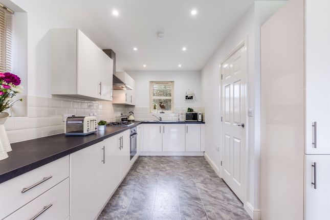 Thumbnail Detached house for sale in The Oaklands, Hemsworth, Pontefract