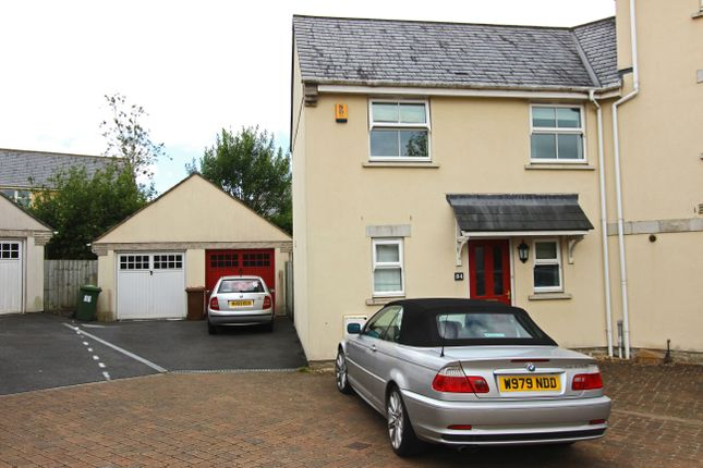 Thumbnail Semi-detached house to rent in Ramsey Gardens, Plymouth
