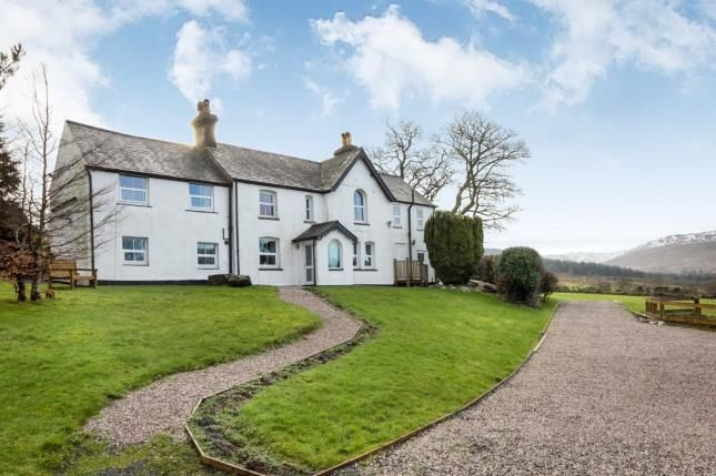 Thumbnail Detached house for sale in Penmachno, Betws-Y-Coed, Conwy