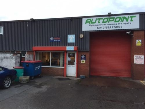 Thumbnail Commercial property for sale in Knutsford, Cheshire