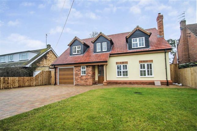 Thumbnail Detached house for sale in Oakmead Road, St. Osyth, Clacton-On-Sea