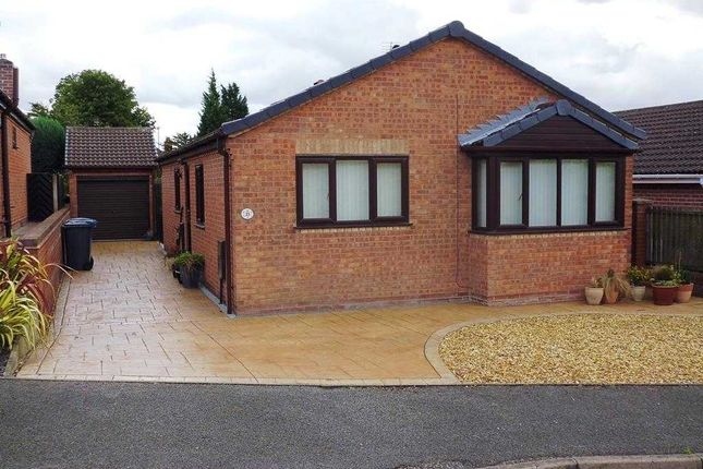 Thumbnail Bungalow to rent in Birkdale Drive, Walton, Chesterfield