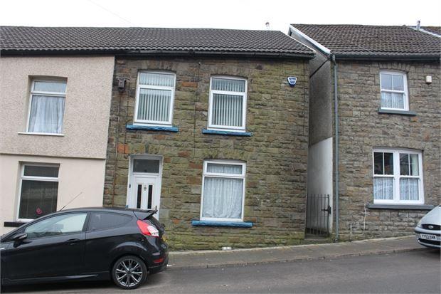 3 bed end terrace house for sale in Wern Street, Clydach, Tonypandy, Rhondda Cynon Taff. CF40