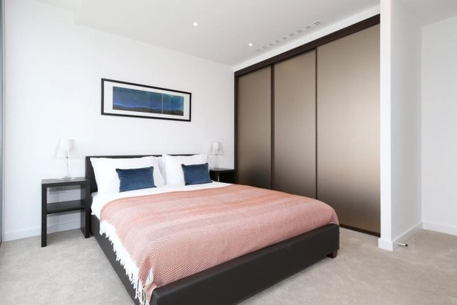 Bedroom of Chronicle Tower, Lexicon, London EC1V
