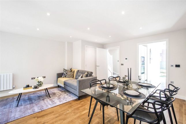 Thumbnail Semi-detached house for sale in King's Lodge, King's Avenue, Clapham