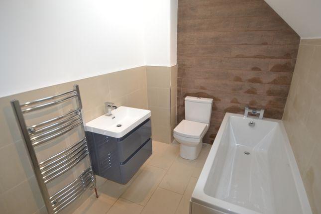 Bathroom of New Cross Road, London SE14