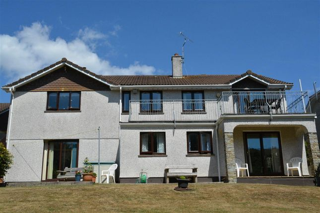 Thumbnail Detached house for sale in Portmellon, Mevagissey, Cornwall