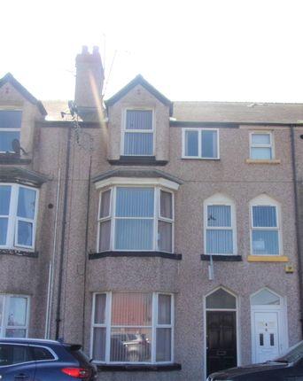Thumbnail Terraced house for sale in John Street, Rhyl