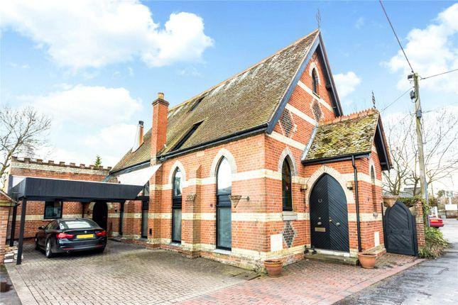 Thumbnail Detached house for sale in Pankridge Street, Crondall, Farnham, Surrey